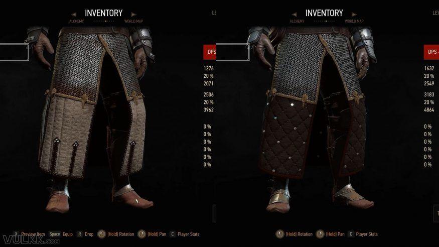 WITCHER 3 Grandmaster URSINE Gear Guide (Blood and Wine