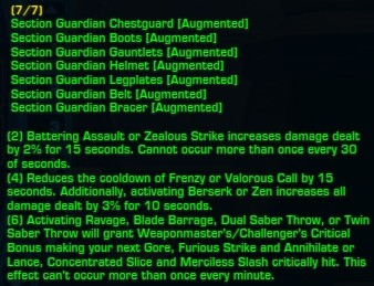 SWTOR Marauder FURY Guide (Updated for Patch 5 10) - VULKK com