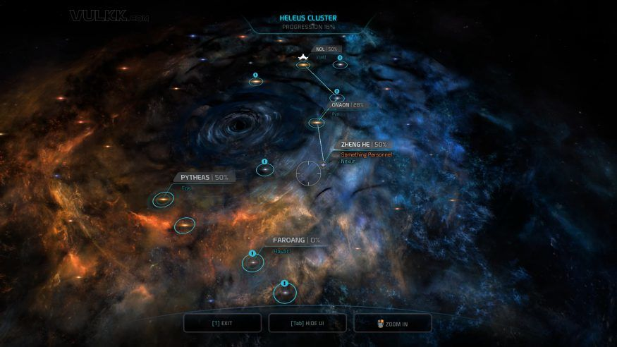 Mass Effect Andromeda Star Map.Ultimate Mass Effect Andromeda Beginners Guide Vulkk Com