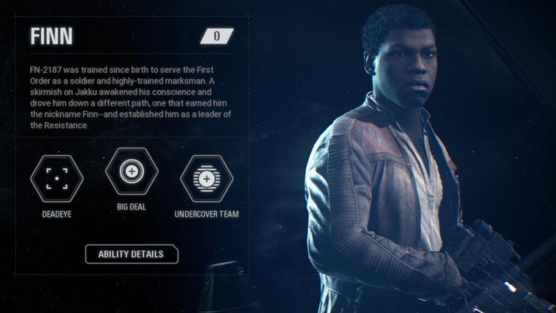 Star Wars Battlefront II All Hero Classes and Abilities - VULKK com
