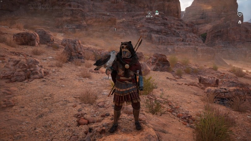 Assassin's Creed Origins: Animus Control Panel Overview