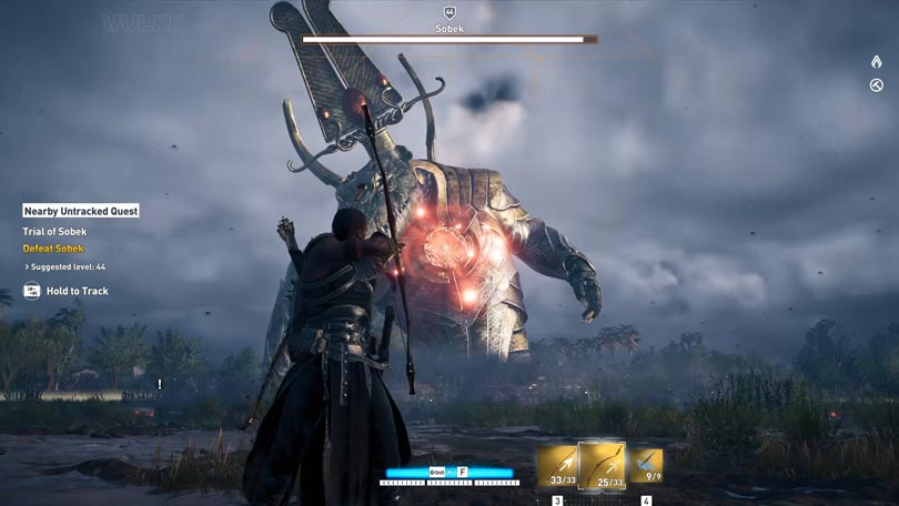 Assassin's Creed Origins: Trial of Sobek Guide - VULKK com