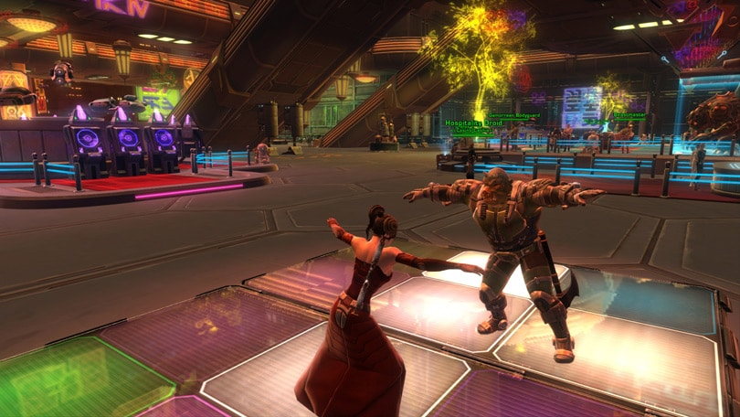 SWTOR Nightlife Event Guide and Rewards (Updated for 2019
