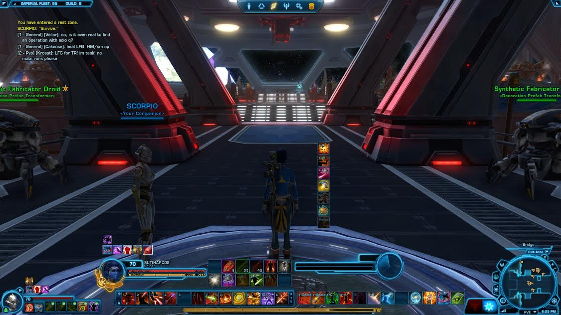 SWTOR Sniper ENGINEERING Guide (Updated for Patch 5 10