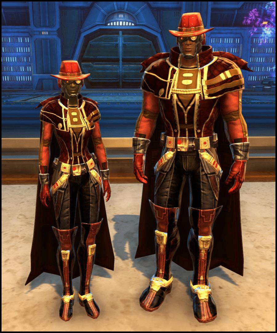 Kingpin's Armor Set