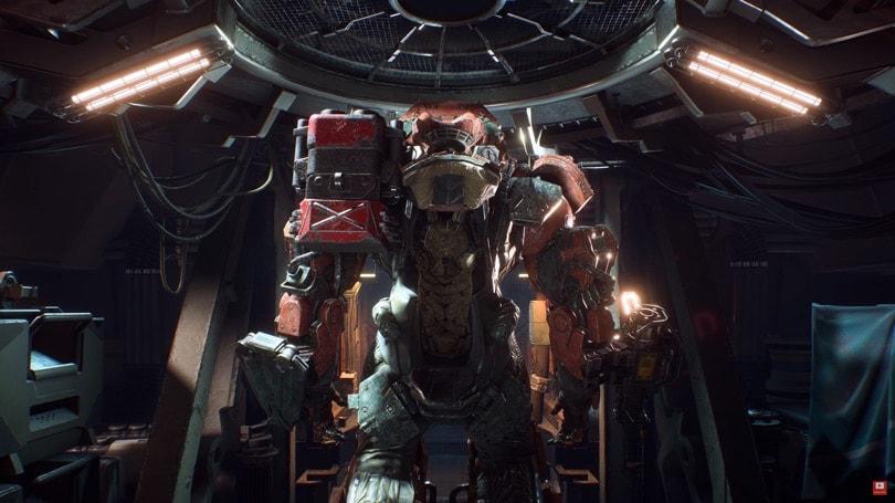 ANTHEM Gameplay E3 Demo DISSECTED FRAME BY FRAME - VULKK com