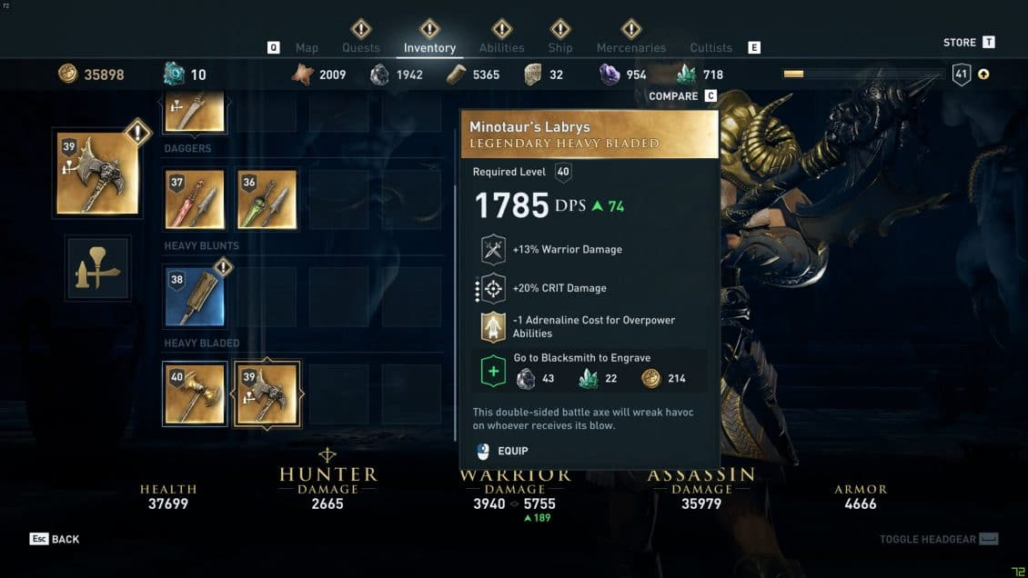 How to Find and Defeat the Assassin's Creed Odyssey Minotaur