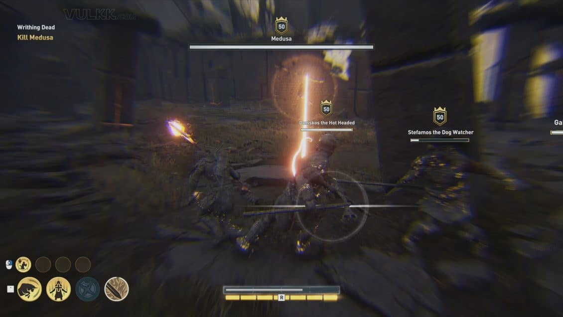 assassins creed odyssey medusa quest location