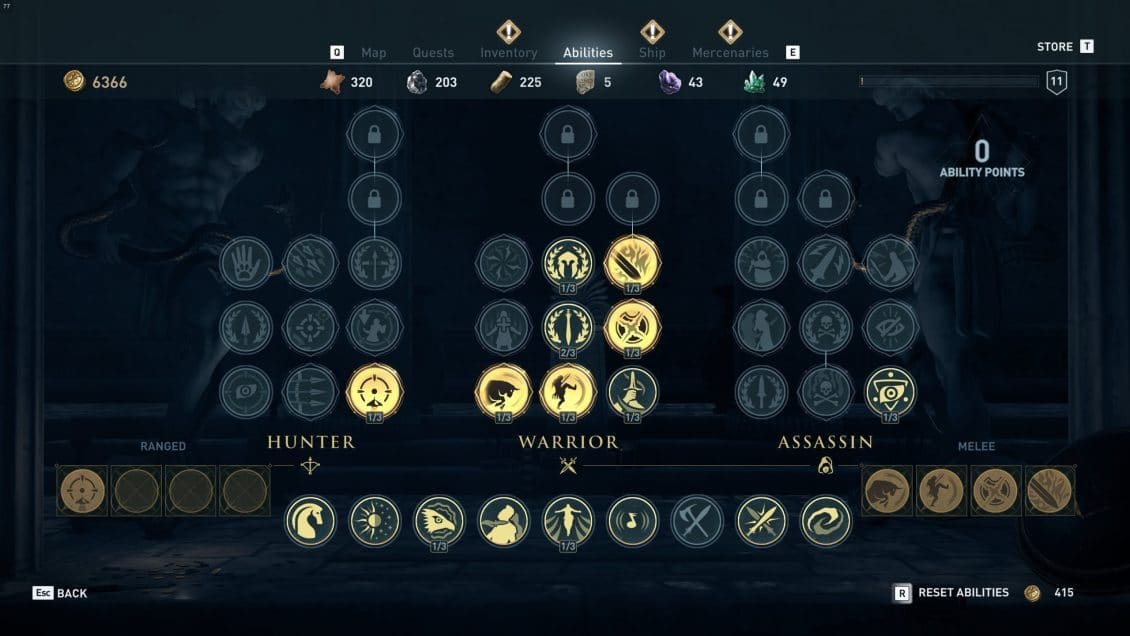 Assassin's Creed Odyssey Abilities and Combat Guide - VULKK com