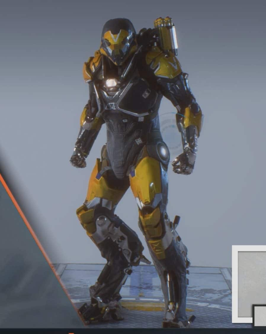 Anthem Appearances And Outfits Guide Updated Vulkk Com