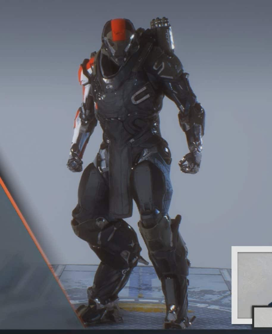 Anthem Javelin Appearance Customization 11