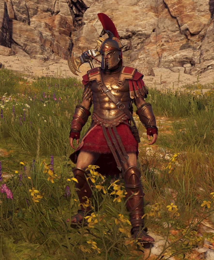 Ac Odyssey Legendary Weapons And Armor Sets Guide Vulkk Com