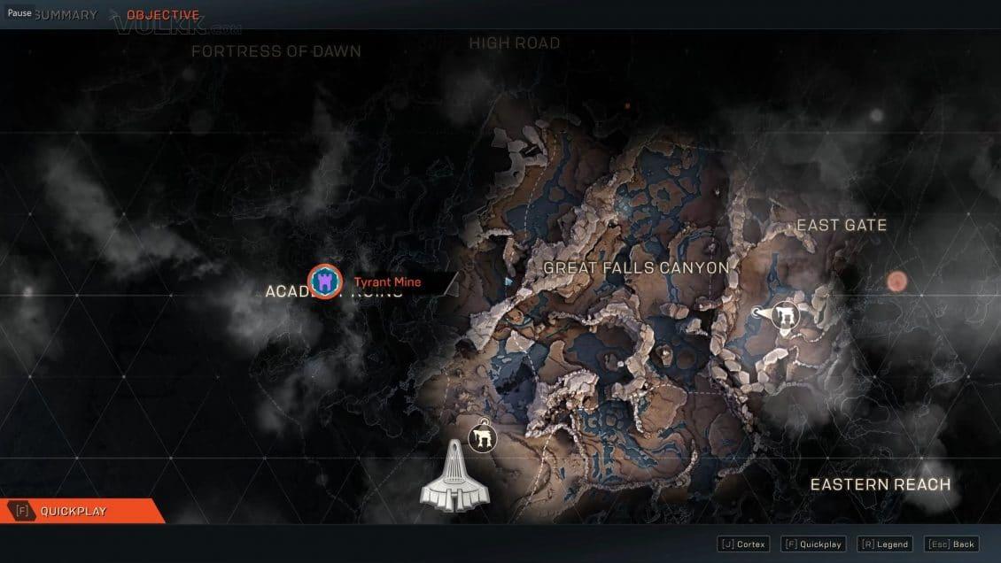 ANTHEM Tyrant Mine Stronghold Guide - VULKK com
