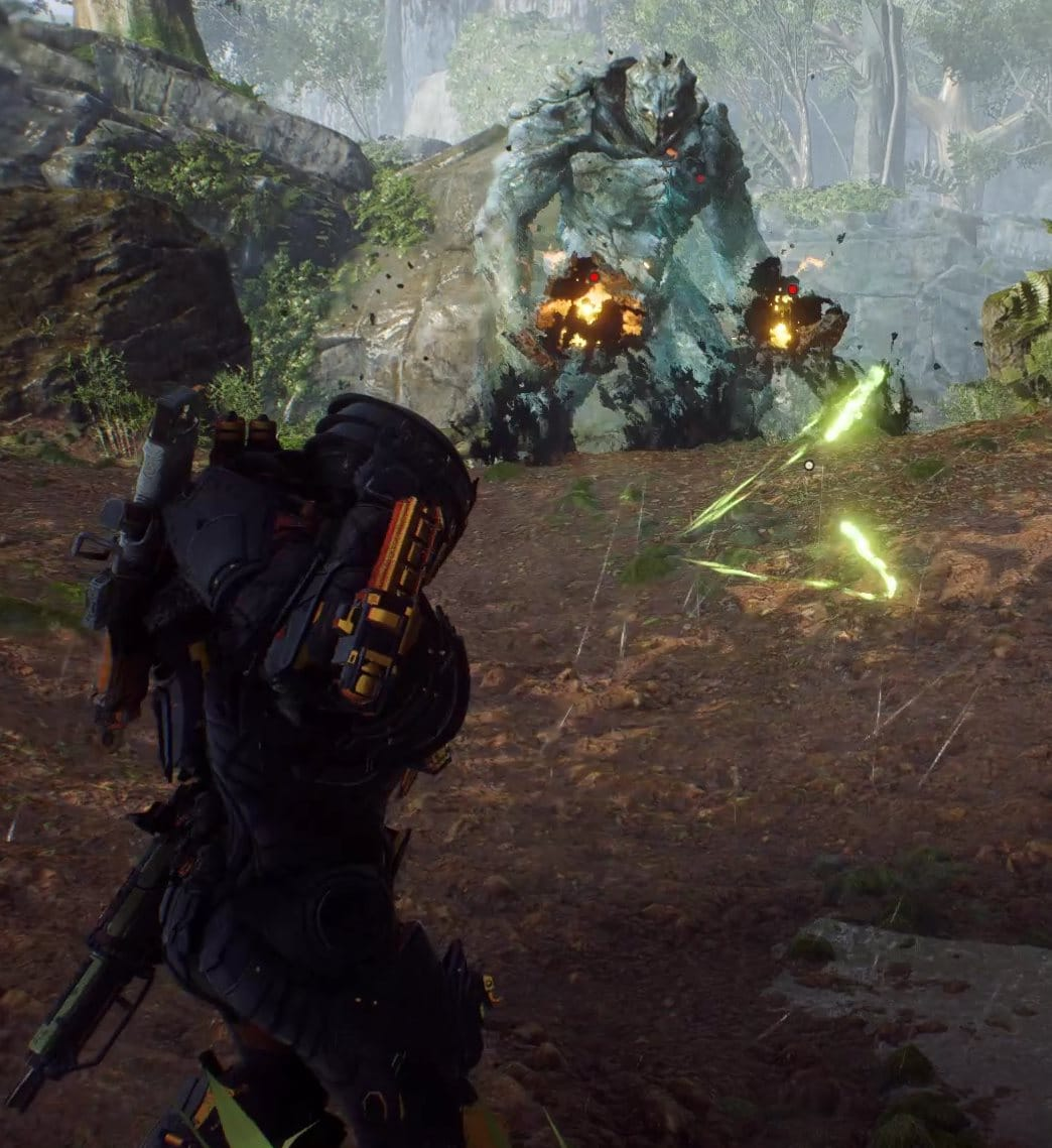 How to Find and Defeat Titans in ANTHEM Guide - VULKK com
