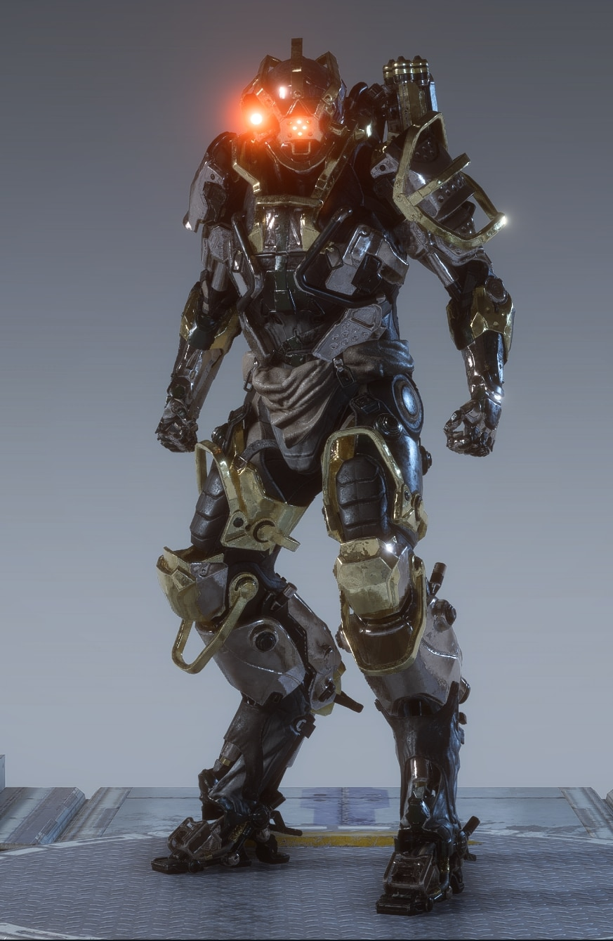 Anthem Appearances And Cosmetic Outfits Guide Vulkk Com