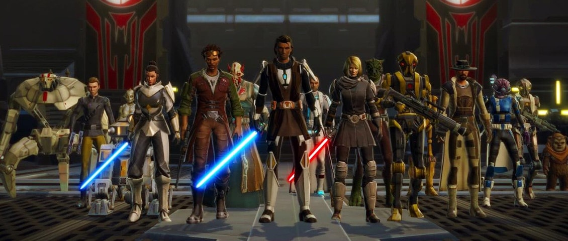 BioWare talks SWTOR Companion Issues and Updates before 6 0