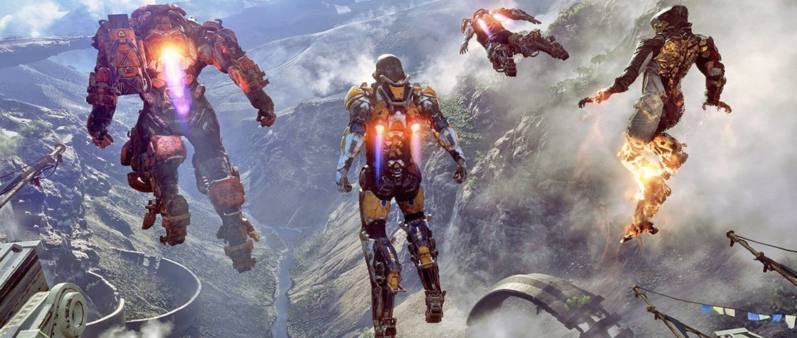 ANTHEM PTS: How to Get Access and Play The Cataclysm - VULKK com