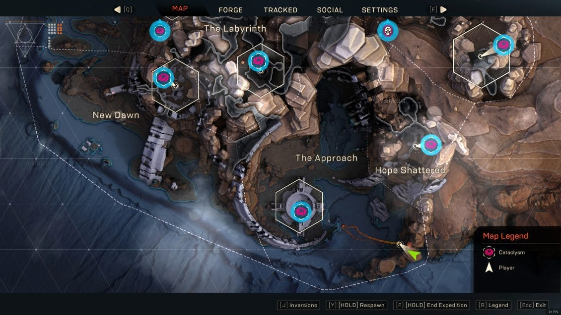 ANTHEM Cataclysm PTS gets new Update  Release Date closing