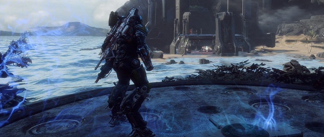 ANTHEM Cataclysm Update: New Weapons and Visuals (PTS