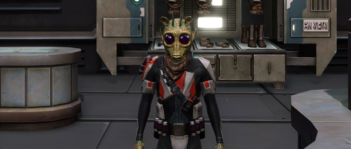 SWTOR 6 0 All New Armor Sets and How to Get Them Guide
