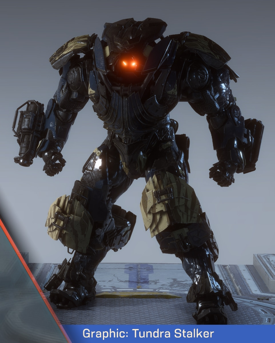 BioWare discusses Anthem loot overhaul