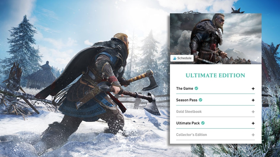 Ac Valhalla Editions Differences And Season Pass Guide Vulkk Com