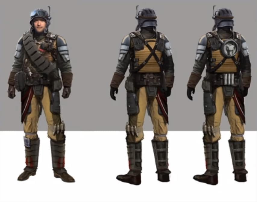 Ranked Season 13 armor set reward art